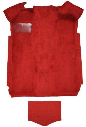 1974-1980 Ford Pinto Complete Cutpile Replacement Carpet Kit