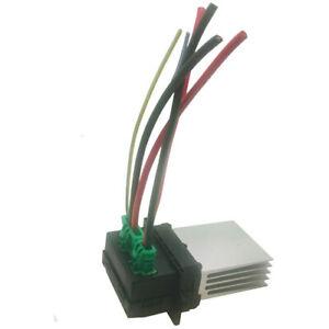 Ventilatore-Riscaldatore-Ventola-Resistore-Cablaggio-Telaio-per-CITROEN-NISSAN-PEUGEOT-RENAULT