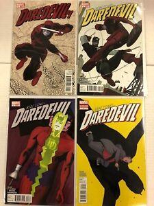 Daredevil #1 2 3 4 Comic Book Set Marvel 2011