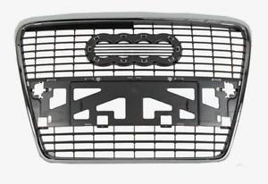 Nuovo ! Avant Paraurti di ventilazione griglia Griglia Central Audi A6 C6 04-08
