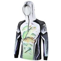 Fishing Shirt Fishing Clothes Jacket Long Sleeve With Tags All Size