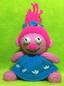 Rapunzel inspired choc orange cover KNITTING PATTERN 16 cms Princess toy