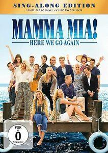 Mamma Mia 2 ! Here We Go Again - Sing Along Edition Kinofassung # DVD-NEU - Weilerswist, Deutschland - Mamma Mia 2 ! Here We Go Again - Sing Along Edition Kinofassung # DVD-NEU - Weilerswist, Deutschland