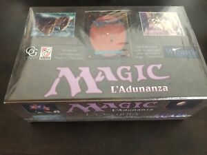 The-Dark-Italian-L-Oscurita-x1-Booster-Pack-New-Sealed-MTG-Magic-the-Gathering