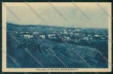 Alessandria Sanico Monferrato cartolina QK0627