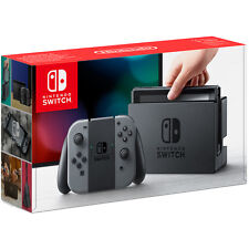 NEW! Nintendo Switch Game Console (Grey)