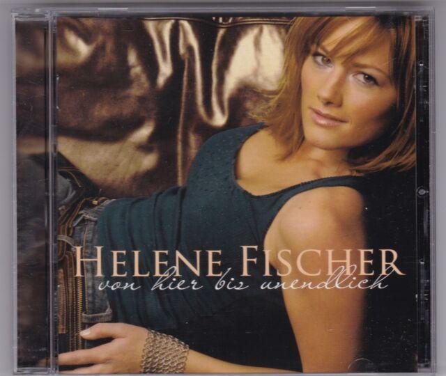 HELENE FISCHER - VON HIER BIS UNENDLICH CD ALBUM © 2006 WIE NEU!