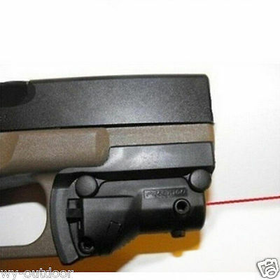 Compact Red Laser sight fit for G17 Glock 17 19 23 22 17 21 37 31 20 34 35 37 38