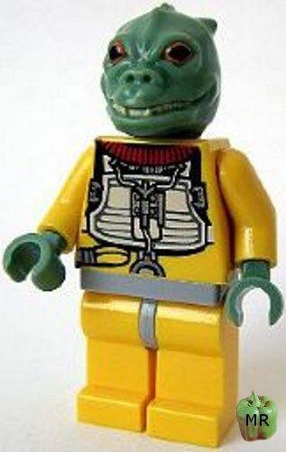 LEGO 10221  - estrella guerras - Bossk - MINI FIG   MINI cifra  marche online vendita a basso costo