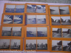 17846 26x Stereofotografie Frankreich France Stereo Photos 1890 Marseille Cannes