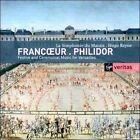 Francoeur, Philidor: Festive & Ceremonial Music for Versailles (CD, Apr-2011, 2 Discs, Erato (USA))