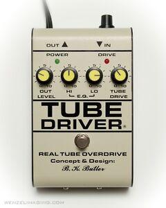 SUMMER-SALE-1-ONLY-TUBE-DRIVER-w-BIAS-125-OFF-Original-BK-BUTLER