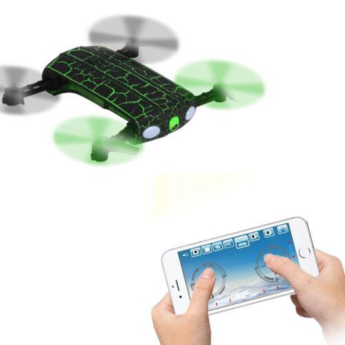 LiDi RC HM 1705W WiFi Real-time transmission Drone 0.3MP HD Camera Quadcopter