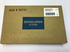 Original Xerox DC700 770 550 560  Cyan Developer 005R00731 Genuine OEM Sealed