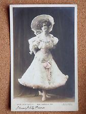 R&L Postcard: Miss Gabrielle Ray, Rotary 470 N, Edwardian Fashion Dress