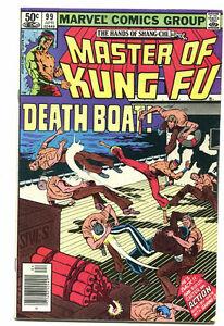 Master-of-Kung-Fu-99-VF-NM-Marvel-Comics-1977-CBX1D