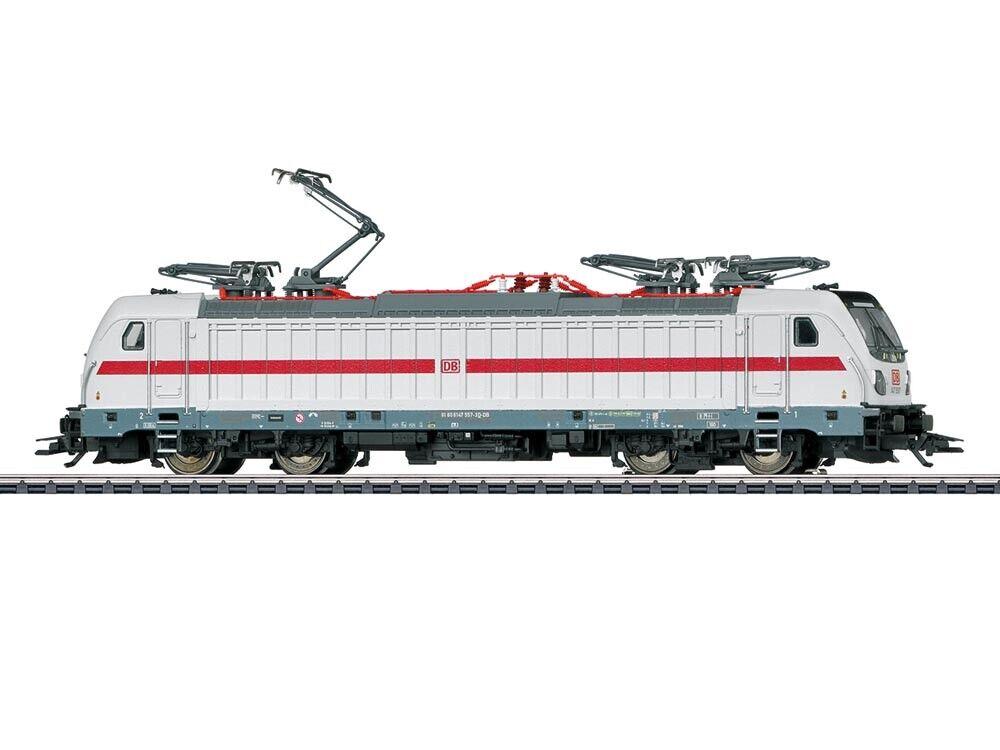 consegna diretta e rapida in fabbrica marklin 36638 Elektrolok BR 147.5 TRAXX 3 3 3 DB AG MFX suono h0  migliori prezzi e stili più freschi