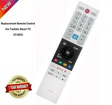 CT-8533 Replacement Remote Control For Toshiba 32WL1A63DG 32W1863DG TV