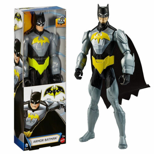 "action figure MATTEL /""Batman Unlimited/"" BATMAN personaggio articolato 30 cm"