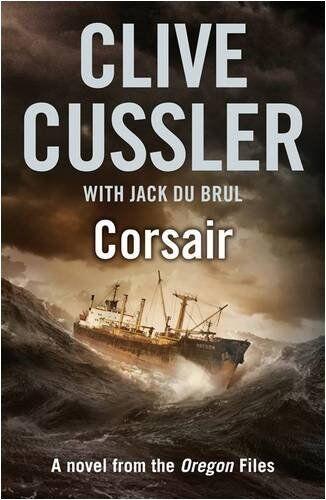 Corsair (Oregon Files 6),Clive Cussler, Jack du Brul
