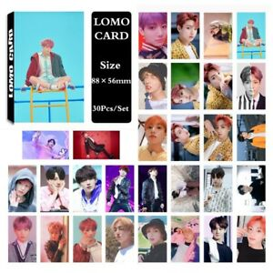 30Pcs-set-KPOP-Bangtan-Boys-JUNG-KOOK-Album-LOVE-YOURSELF-Answer-PhotoCard