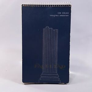 OPERATION-FINALE-Screen-Used-Spy-Notebook-Movie-Prop