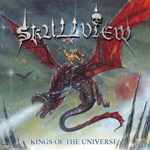 SKULLVIEW-Kings-Of-The-Universe-CD-1999-R-I-P-Records-NEW-SEALED