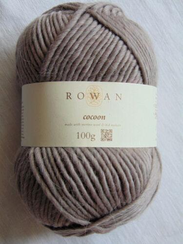 Rowan Cocoon-Garn-lana 100g