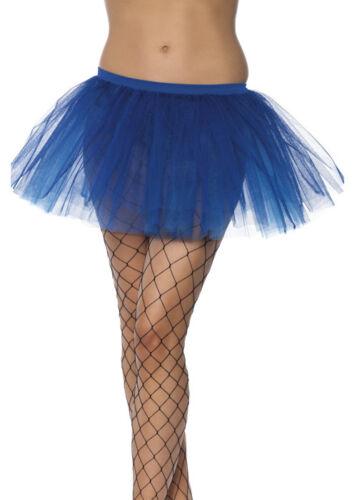 Bright Blue Tutu Underskirt