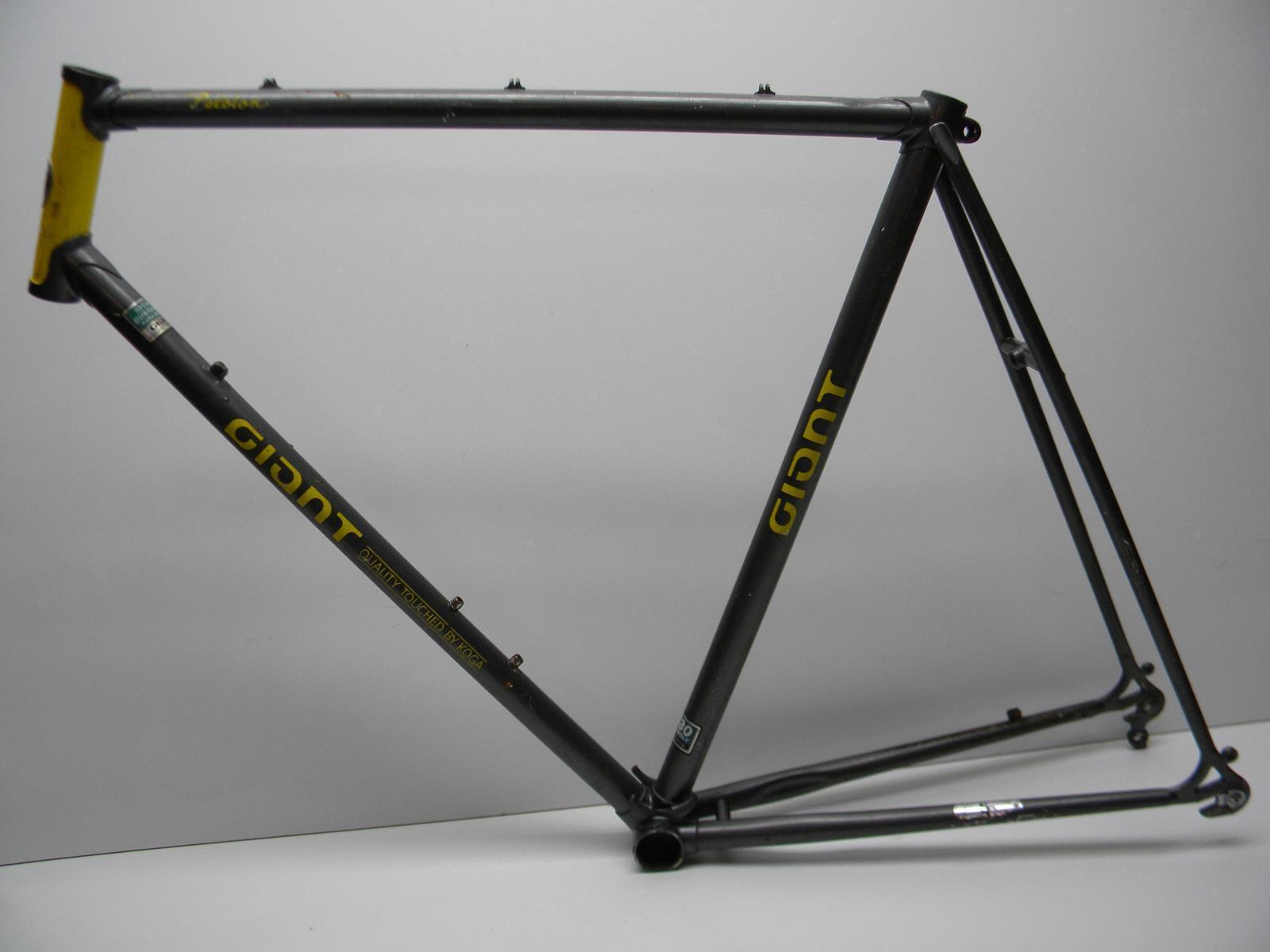 Vintage Giant Peloton cadre vélo CR-MO