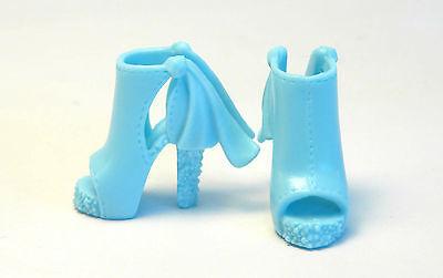 Barbie Accessories Mattel new high heel sandals orange ankle boots shoes S700055