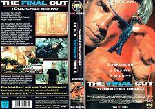 (VHS) The Final Cut - Tödliches Risiko - Sam Elliott, Charles Martin Smith