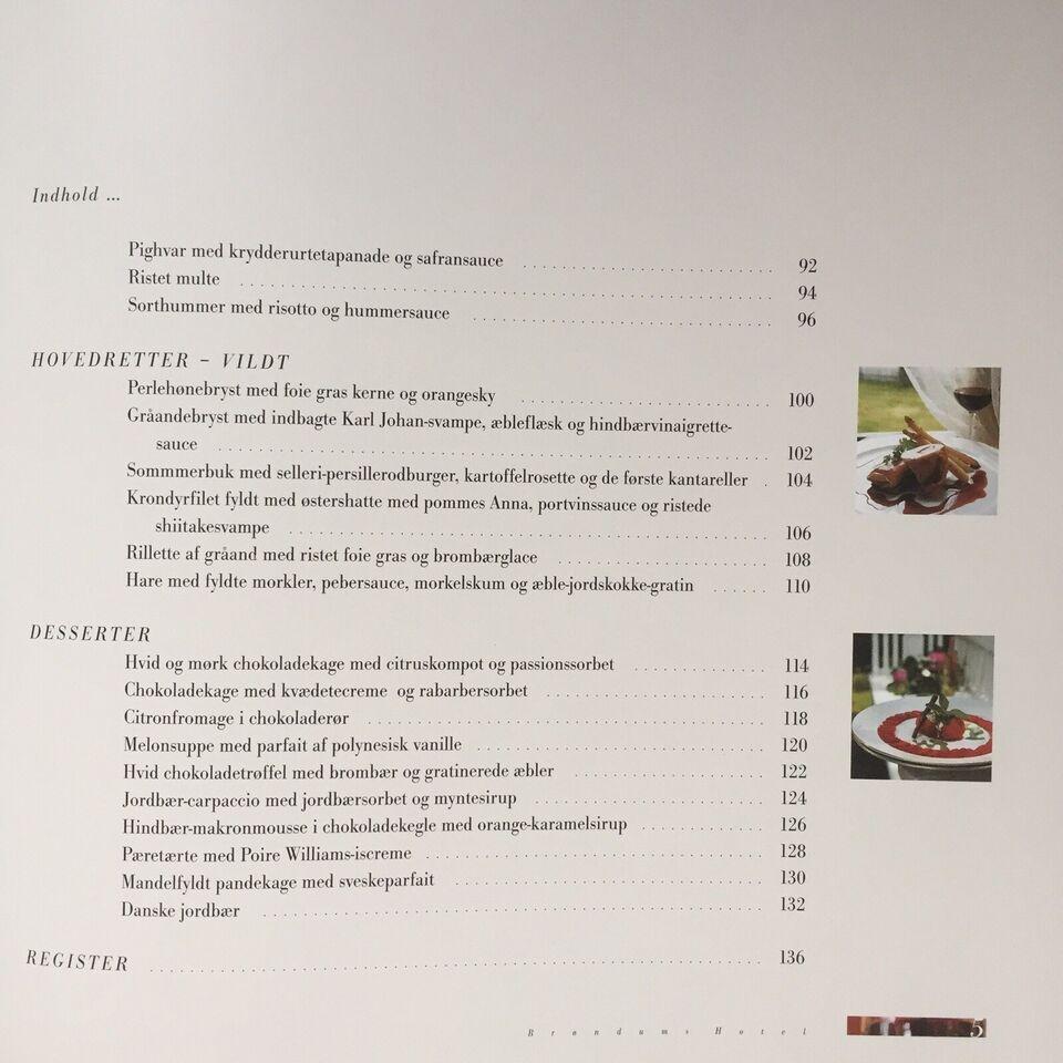 BRØNDUMS HOTEL - Stedet og maden, Claus Jacobsen - 2003,