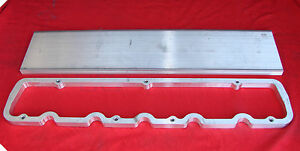 1-2-CNC-billet-valve-cover-spacer-Chevy-194-230-250-292-Inline-six
