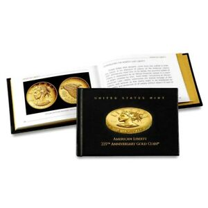 2017-AMERICAN-LIBERTY-GOLD-HIGH-RELIEF-1-OZ-PROOF-100-COIN-BOOKLET