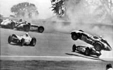 Vintage GP F 1 Indy 500 Race Car 18 1950s 24 Sport 43 Midget Sprint 12 Carousel