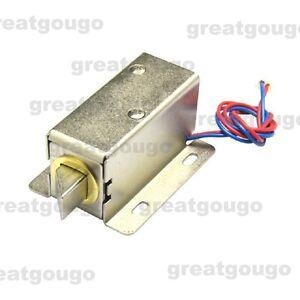 Electric locksmith Latch Drawer deadbolt Cabinet Door Lock | eBay