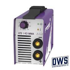 Parweld Xts143 Xts 142 Inverter Arc Welder 230v W Leads Amp Reactive Helmet