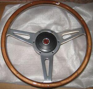 Realize, told... mg midget wooden steering wheel uk