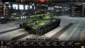 Details about World Of Tanks WN8 boosting, Credit grinding, 3 moe NA stats