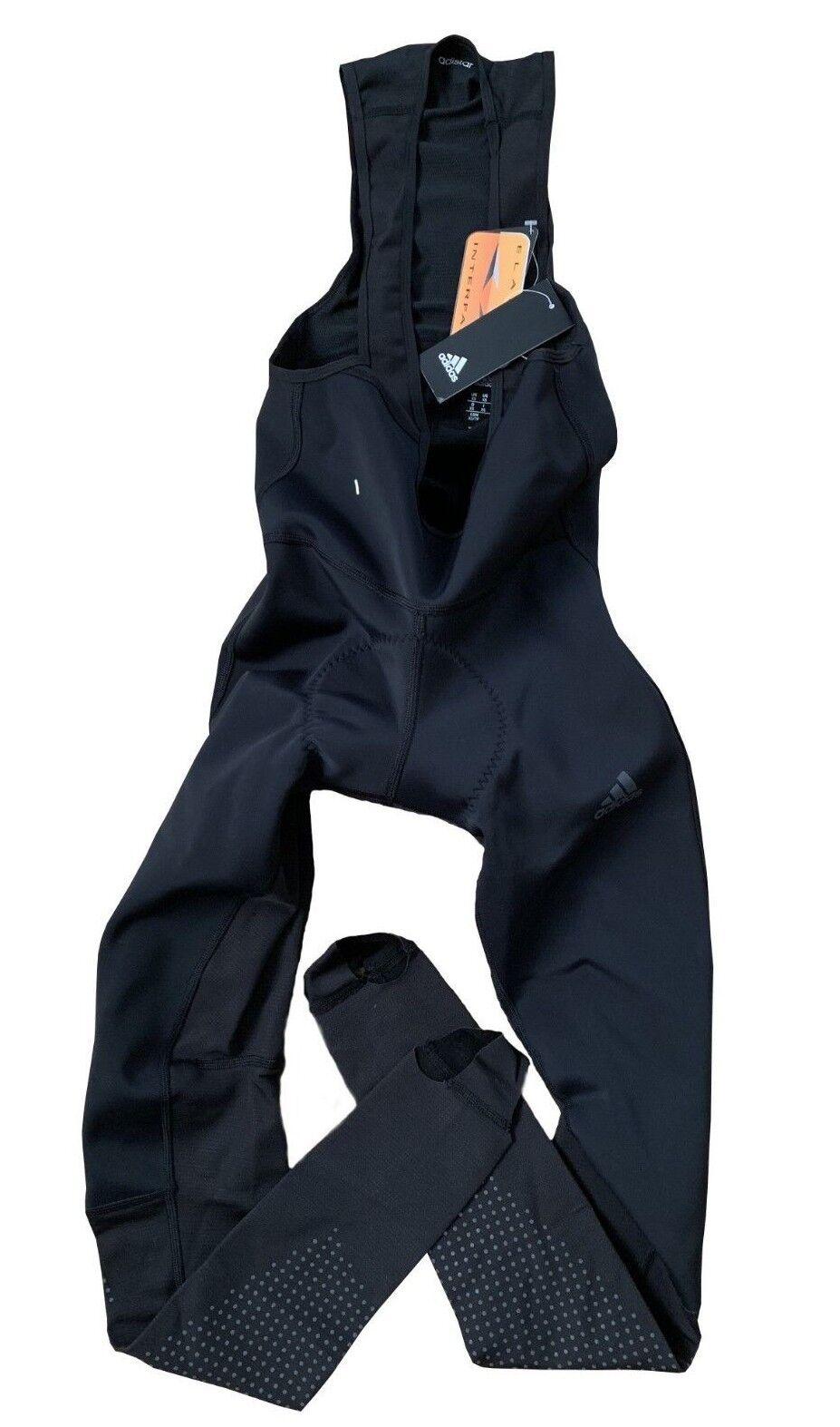 Adidas Bike Pantalon trägerhose Lang Bibcourtes courte nouveau coussin XS S XL XXL