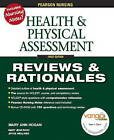 Pearson Nursing Reviews & Rationales: Health & Physical Assessment by Mary Ann Hogan, Joyce Welliver, Mary Jean Ricci (Paperback, 2010)