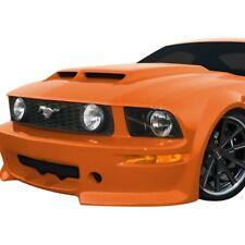 For Ford Mustang 05 09 Duraflex Cvx Ram Air Style Fiberglass Hood Unpainted Fits Mustang