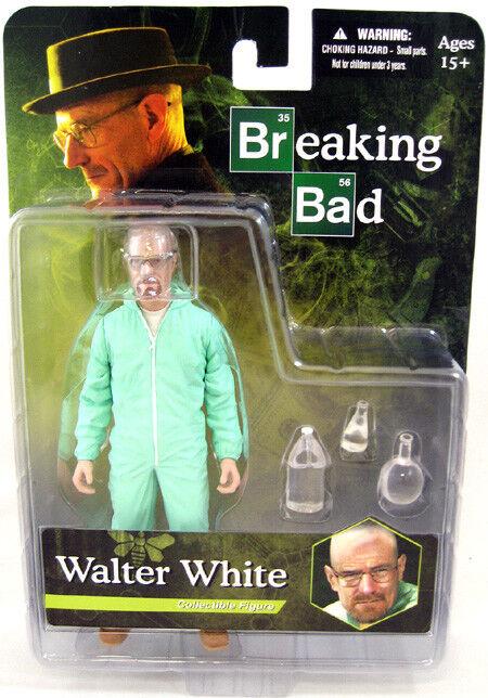 Breaking Bad 6 Inch Action Figure Exclusive Series - Hazmat Suit Walter White