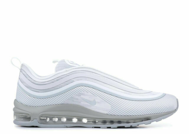 Size 11.5 - Nike Air Max 97 Ultra '17 Pure Platinum 2018 for sale ...