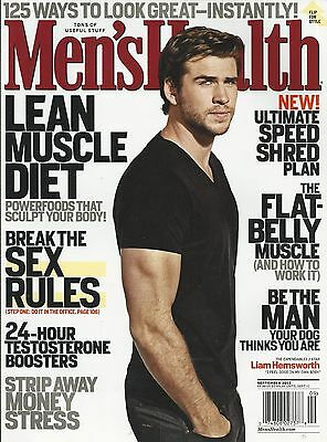 The Lean Muscle Diet from Mens Health.