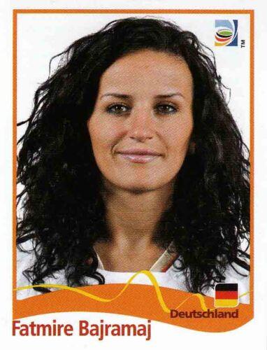 Panini Sticker Frauen Fußball WM 2011 Nr 33 Fatmire Bajramaj GER Deutschland