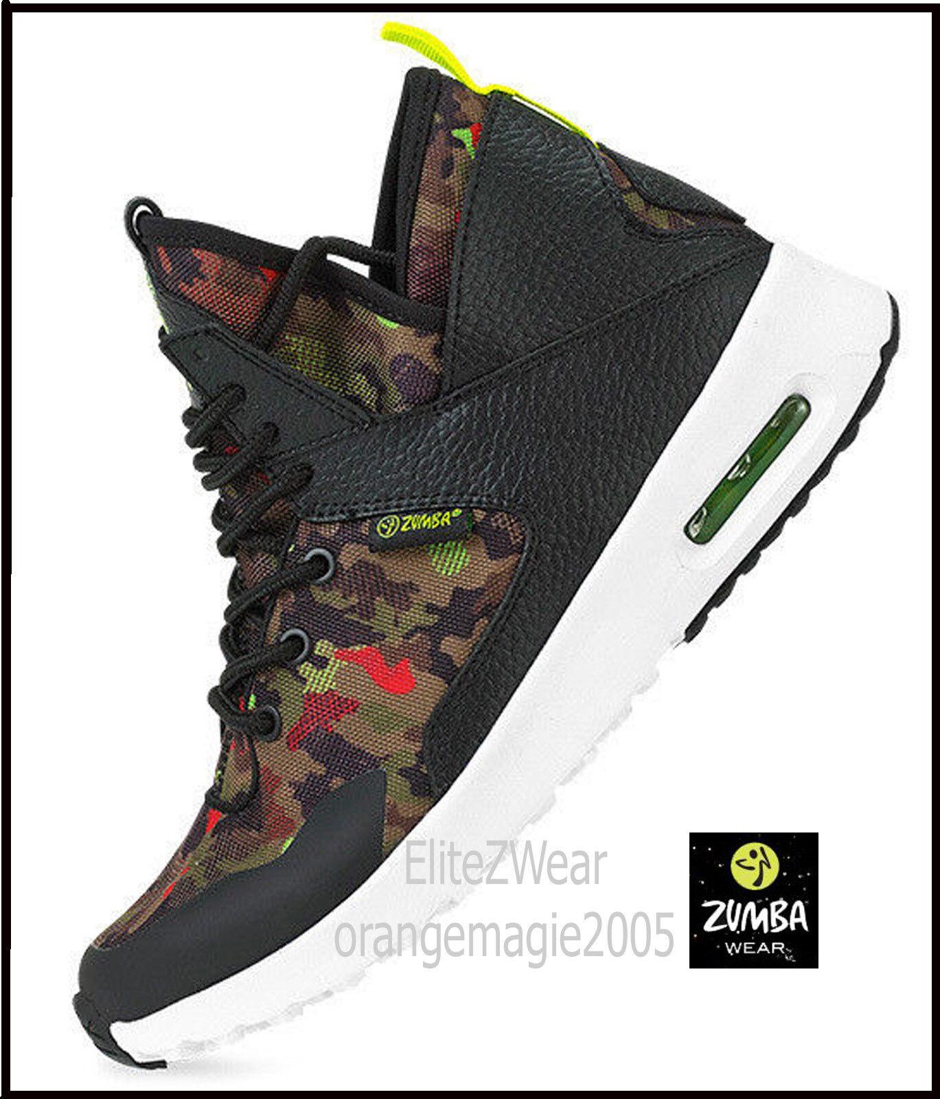 ZUMBA High Top scarpe  Trainers w Impact Max - Air Classic Remix w Miglior Supporto  punto vendita