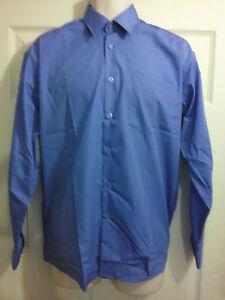 """Shirts & Hemden Suche Nach FlüGen Mens Harbour Lights Long Sleeve Work/driver Blue Shirt 15"""" 17"""" 18"""" Angemessener Preis Klassische Hemden"""