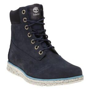 Bradstreet Nuevo Lace 6 Boots Nubuck Chukka Pulgadas Azul Timberland Up Hombre CtCWcwq1H